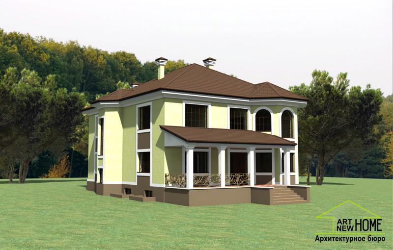 Жилой дом Рязаново