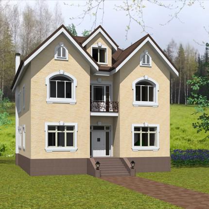 Жилой дом «Красноармейская»
