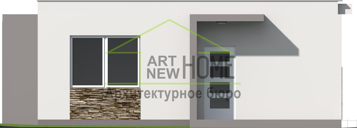 Проект гараж Мысхако фото 5