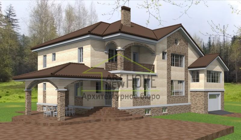 Жилой дом Баковка