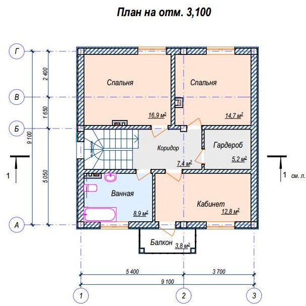 План Родники фото 2