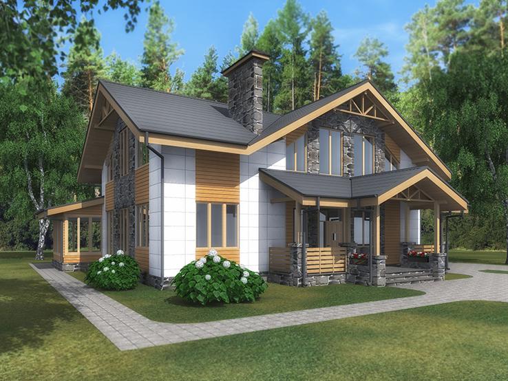 Проект жилого дома Фаворит