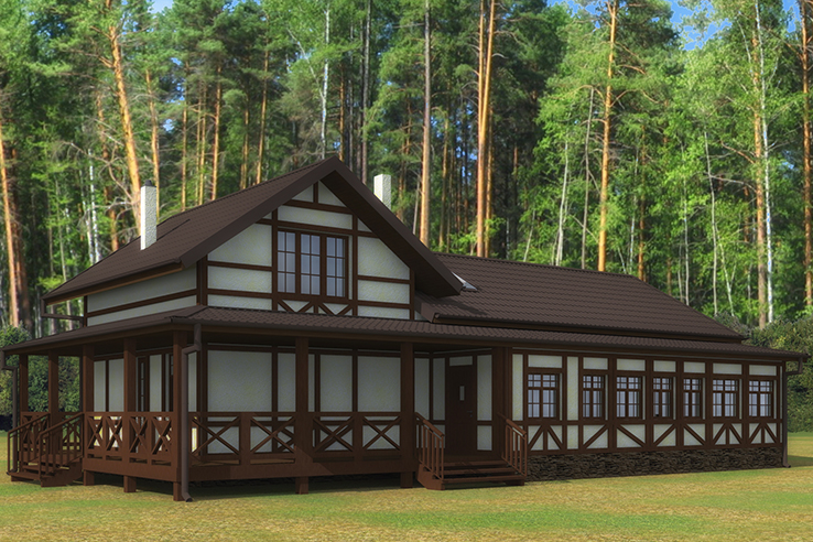 Жилой дом Осташево