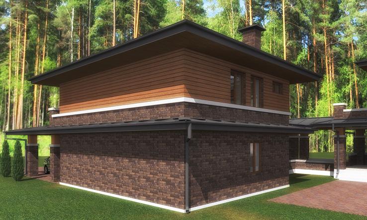 Проект Ногинск-гараж фото 3