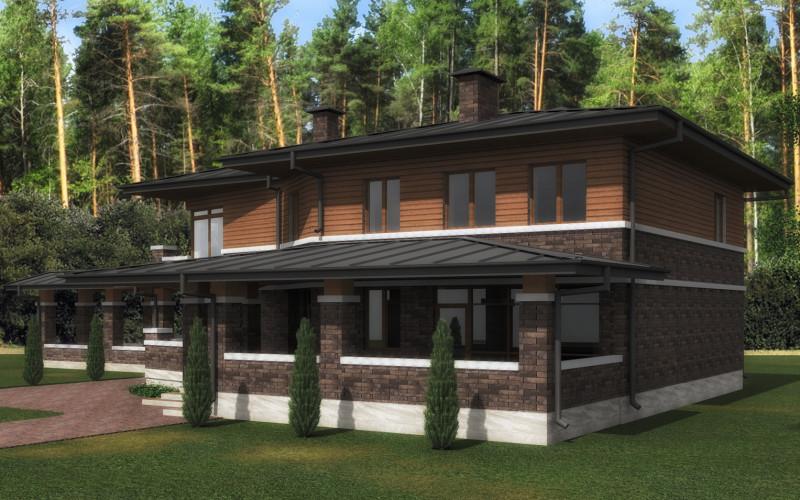 Проект Ногинск-дом фото 3