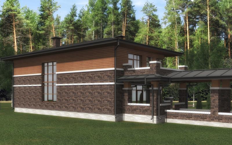 Проект Ногинск-дом фото 2
