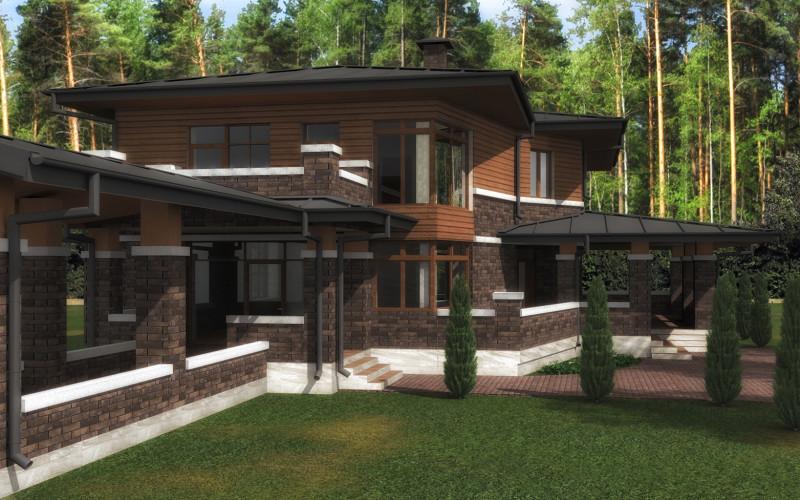 Проект Ногинск-дом фото 1