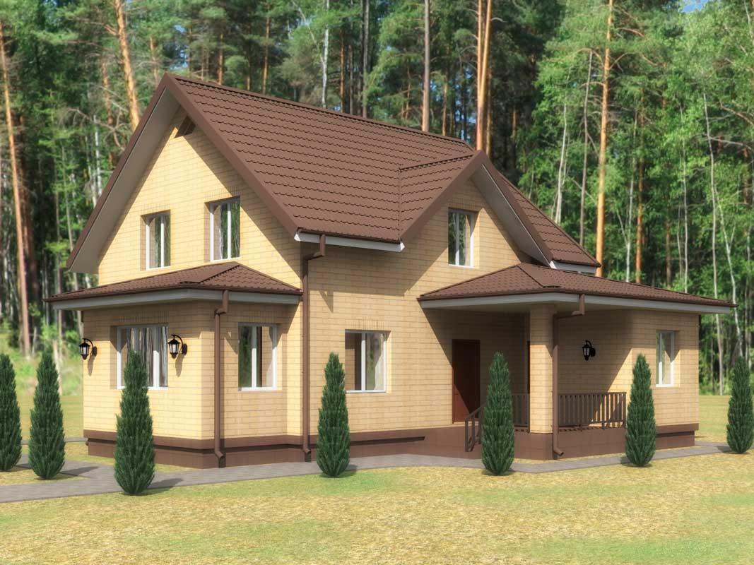 Жилой дом Комягино