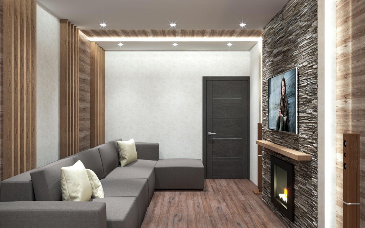 Дизайн проект квартиры Раменское фото 3
