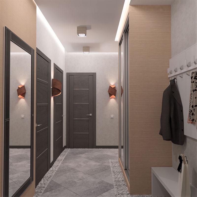 Дизайн проект квартиры Раменское фото 12
