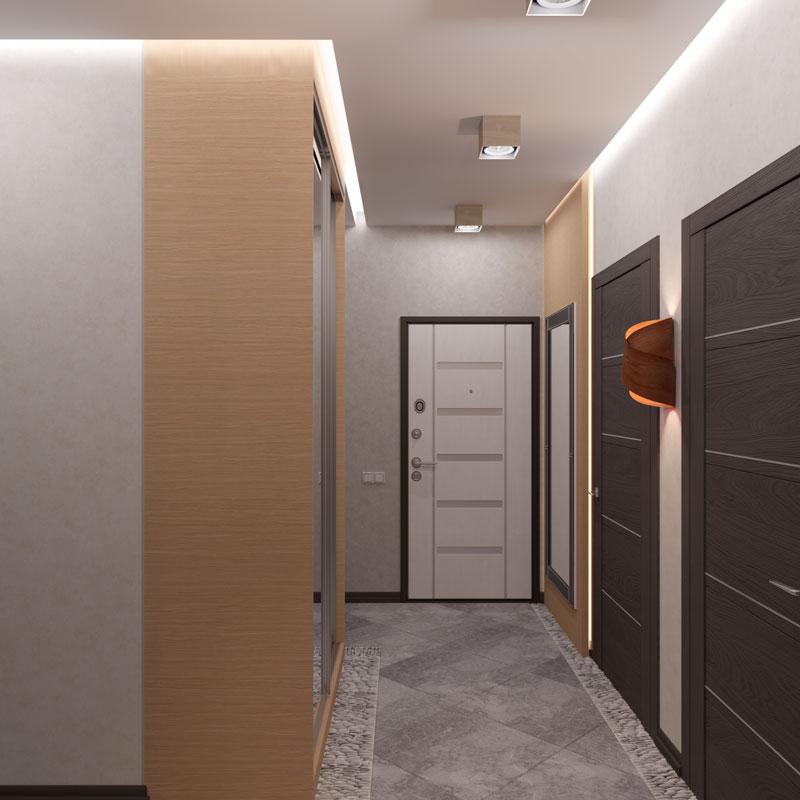 Дизайн проект квартиры Раменское фото 13