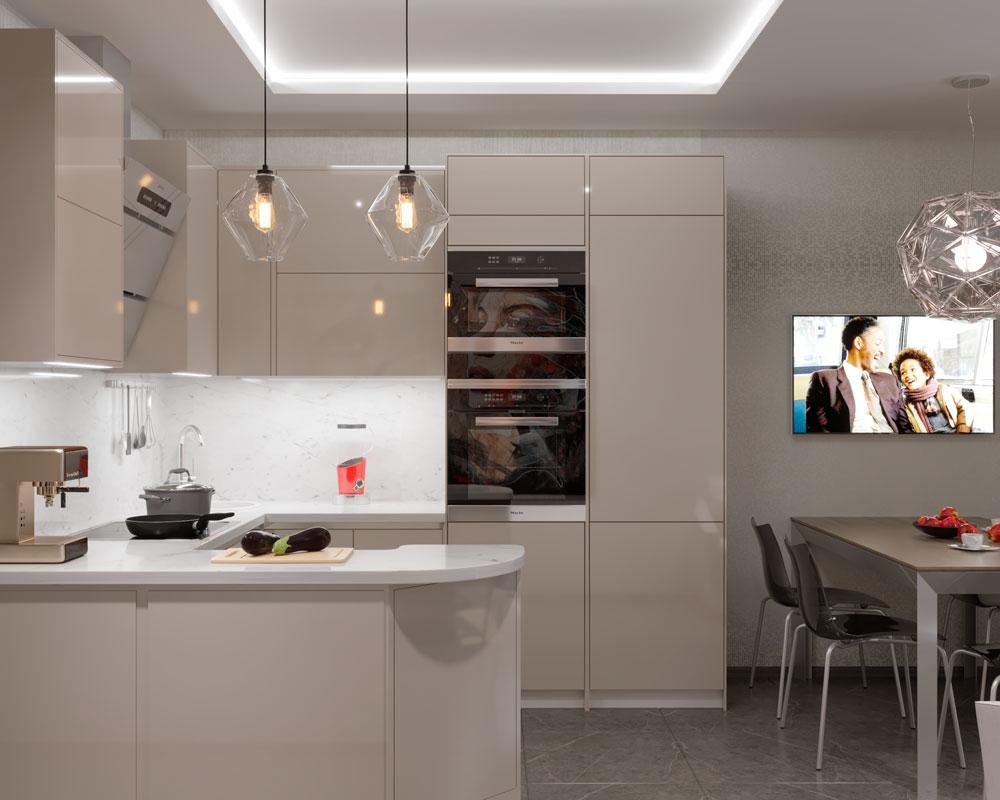 Дизайн проект квартиры Раменское фото 5