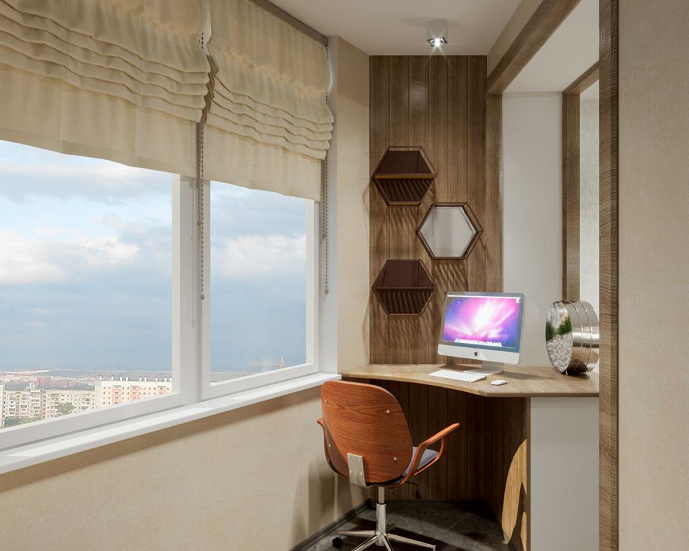 Дизайн проект квартиры Раменское фото 7