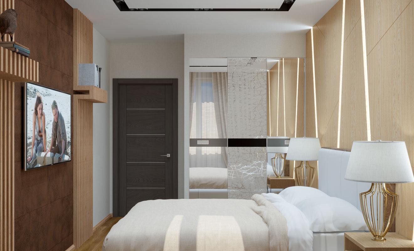 Дизайн проект квартиры Раменское фото 2