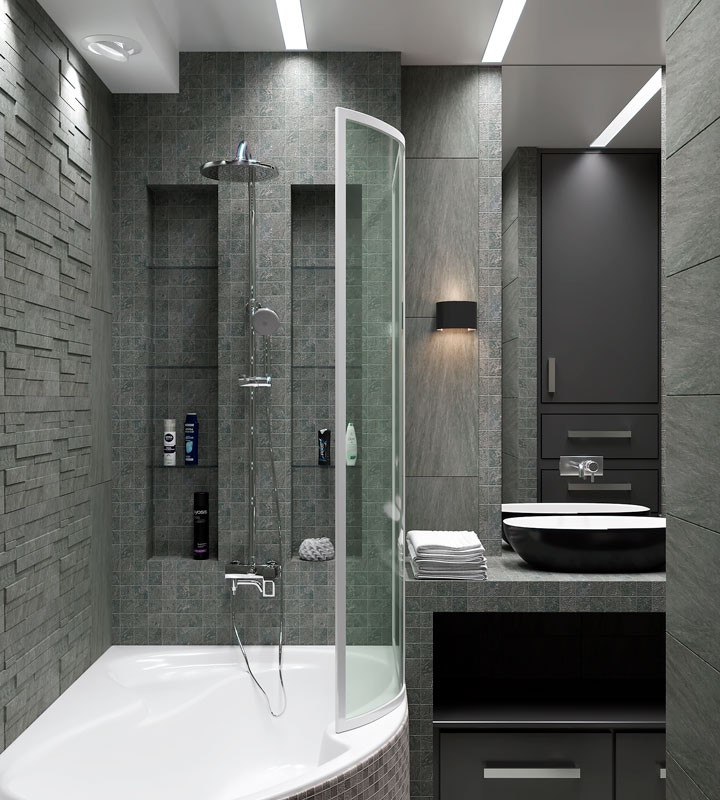 Дизайн проект квартиры Раменское фото 8