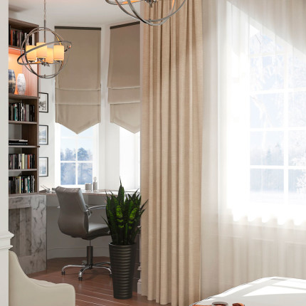 Дизайн спальни Вид 3