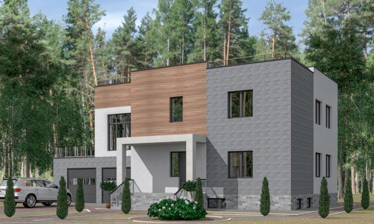 Жилой дом Есипово Форест