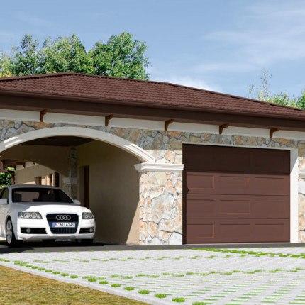 Ивушка гараж