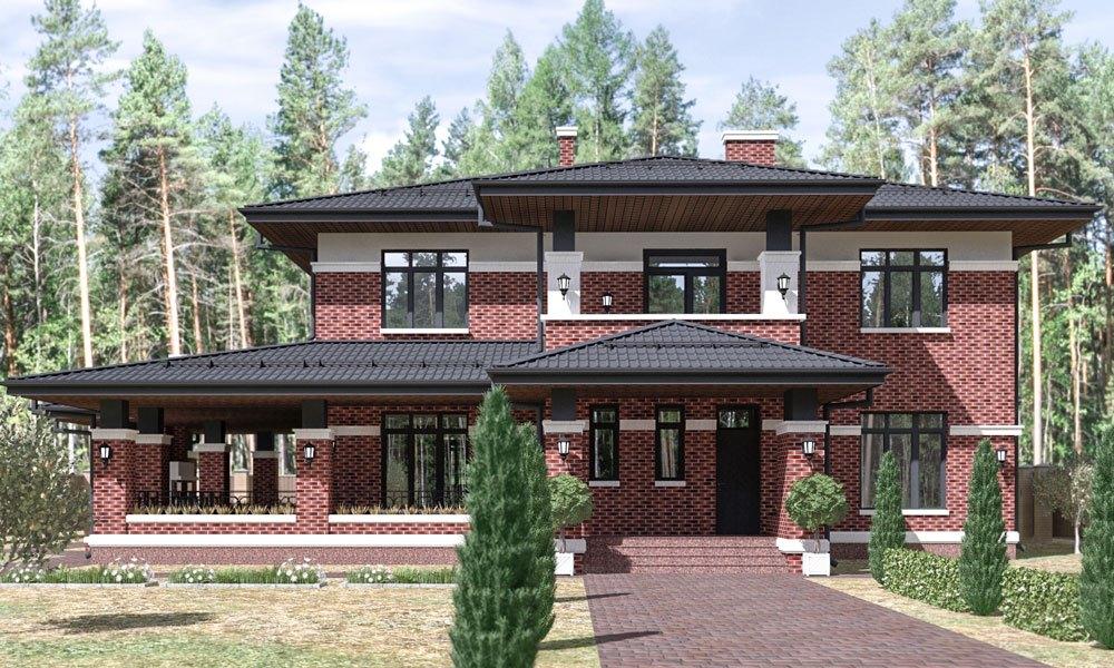 Индивидуальный жилой дом по адресу: г. Москва, поселение Десеновское, вблизи дер. Киселевка