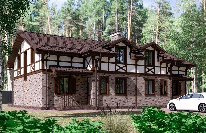Индивидуальный жилой дом Никольско-Архангельский