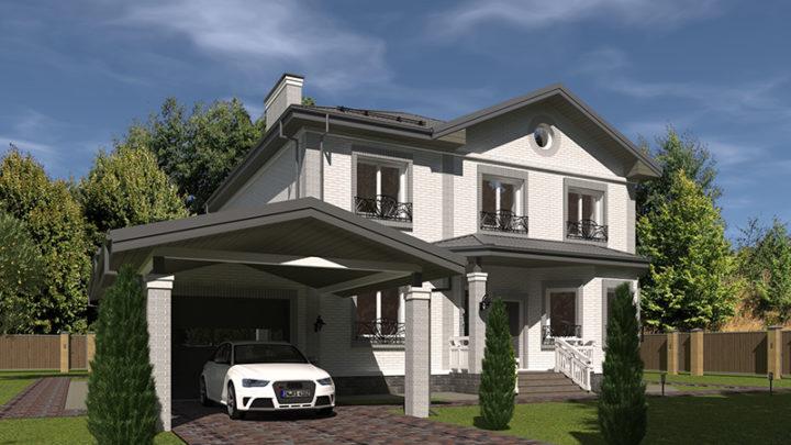 Жилой дом Фединское