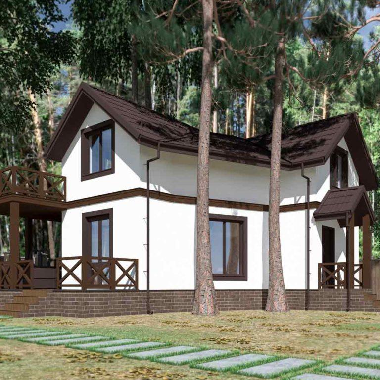 Vid 3 - Частный архитектор - услуги профессионального архитектора